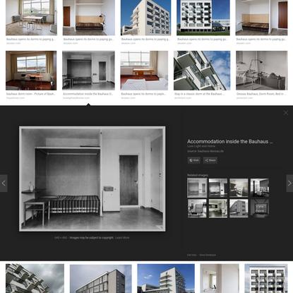 Bauhaus dorms - Google Search