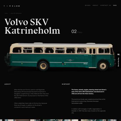 Volvo SKV Katrineholm
