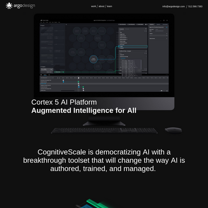argo - Cortex 5 AI Platform