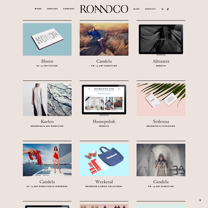 RoAndCo - Projects