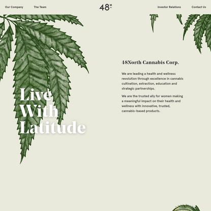 48North Cannabis Corp.
