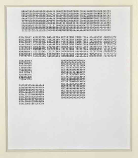 Carl Andre, Stilla Novel