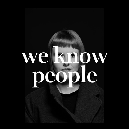 We Know People