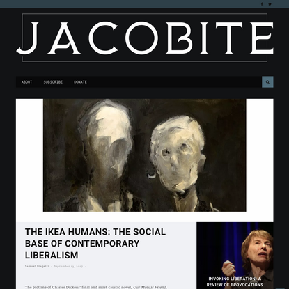 The IKEA Humans: The Social Base of Contemporary Liberalism