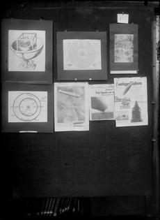 Aby Warburg - Mnemosyne Atlas (Panel C)