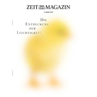 August ZEIT MAGAZIN issue! Swipe to see our favourite spreads! #graphicdesign #artdirection#bureauborsche #mirkoborsche #Mun...