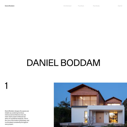 Daniel Boddam |