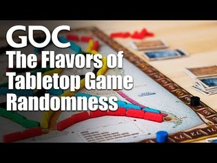 Board Game Design Day: White, Brown, and Pink: The Flavors of Tabletop Game Randomness