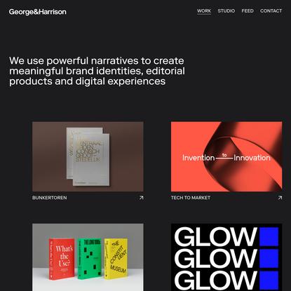 Work - George&Harrison