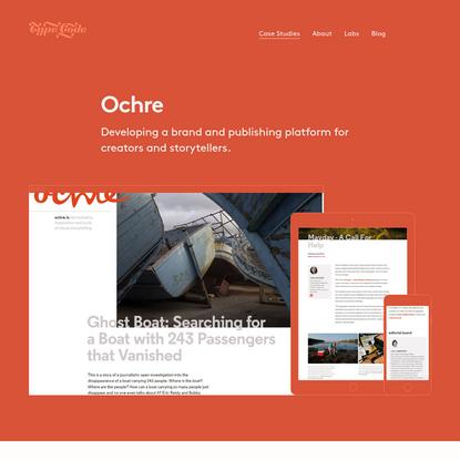 Ochre | Type/Code