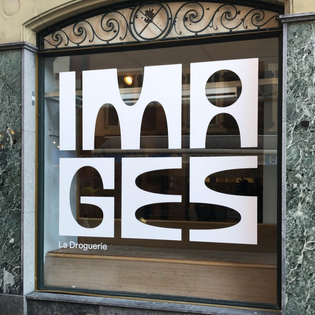Festival @images_vevey 2018 visual / typographic identity designed by @Omni.gr Pictures: repost from #omnigroup @swissposter...