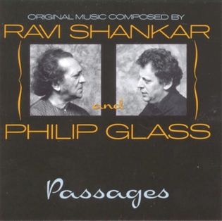 Passages — Ravi Shankar & Philip Glass