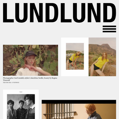 : LUNDLUND :