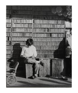 Streetside Library (O'brien Road, Wan Chai)