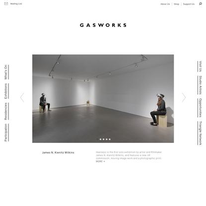 Home | Gasworks