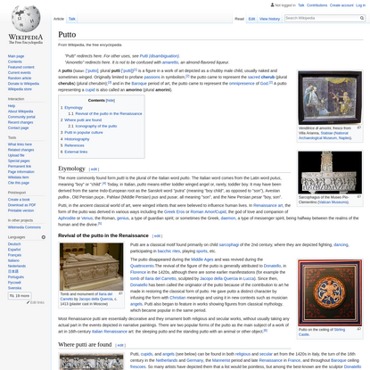 Putto - Wikipedia