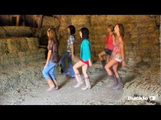 Buckle How To: Copperhead Road Line Dance