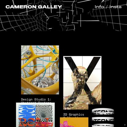 Cameron Galley
