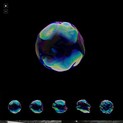 Bubble - Sennep Seed