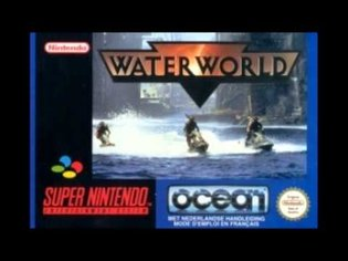 FIXED: Waterworld (SNES) - Diving