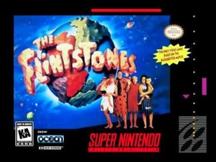 The Flintstones (SNES) - Unused Song 2