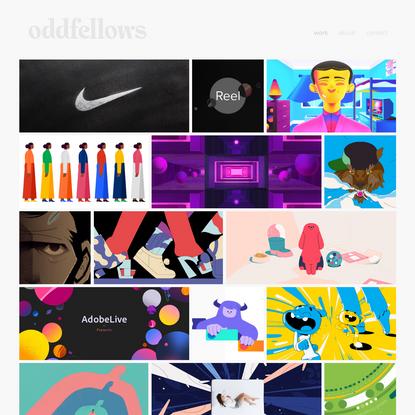 Oddfellows | Creative Studio