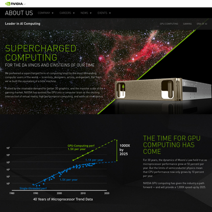 NVIDIA: The AI Computing Company