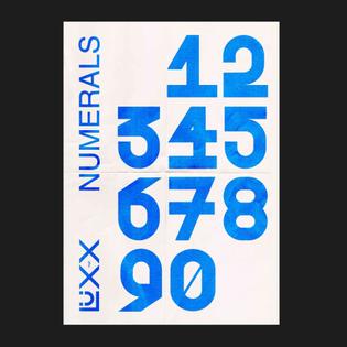 LUX NUMERALS