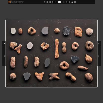 A Material Menu by Caesarstone
