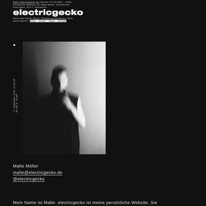 electricgecko