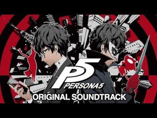 [Persona 5 OST] 23 - Layer Cake (Weapon Shop Theme)