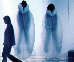 "Rosemarie Trockel ""Sleeping Pill"" 1999"