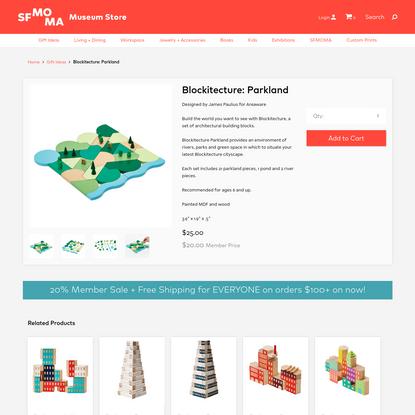 Blockitecture: Parkland
