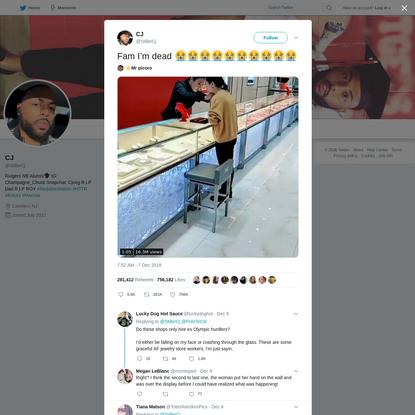 CJ on Twitter
