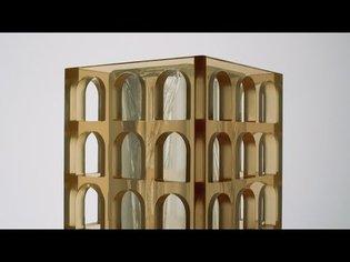 Sabine Marcelis installs 10 Fendi fountains at Design Miami