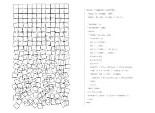 Georg Nees image and code