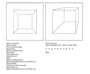 Example of NEW PICTURES computer graphics
