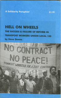 solidarity pamphlet: hell on wheels