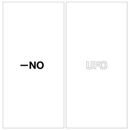 -NO UFO
