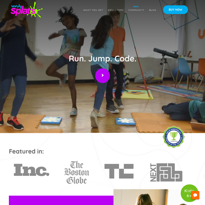 Unruly Splats - STEM Learning and Coding for Kids