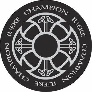 Champion, by Iueke