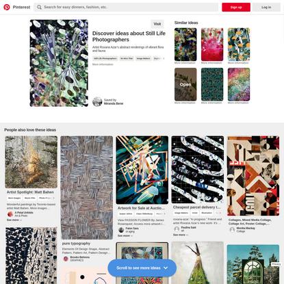 Roxanneazar-clustereclipse-04-int | Collage | Pinterest | Artist, Abstract and Photo art