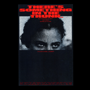 There's Something in the Trunk Poster