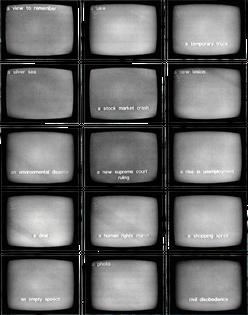"""""""Untitled"""" (A Portrait), 1991 Felix Gonzalez-Torres, 5min"""
