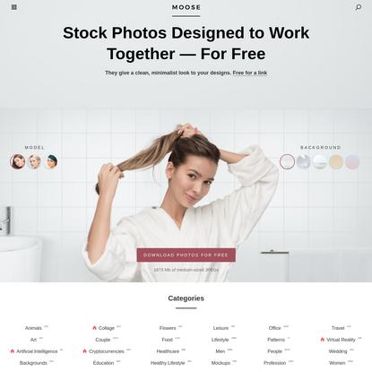 Moose - Free Stock Photos