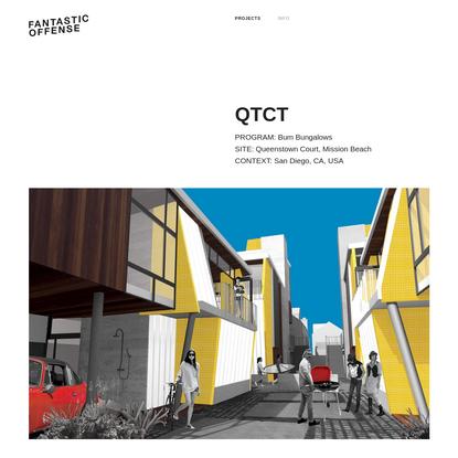QTCT - Fantastic Offense