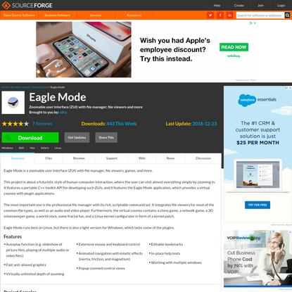 Eagle Mode download | SourceForge.net
