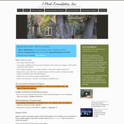 I-Park Foundation, Inc.