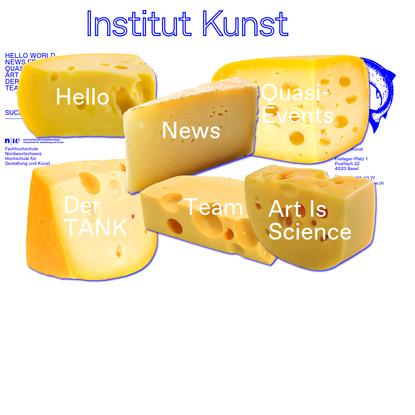 Institut Kunst / Art Institute / FHNW HGK