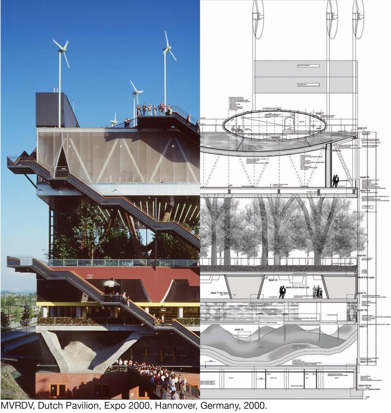 Expo 2000 Pavilion by MVRDV (Hannover, Germany, 1997-2000)
